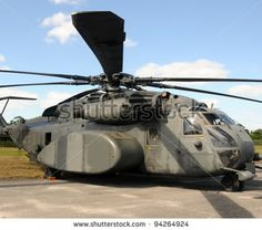 US Navy Transport Helicopter