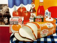 Tom Wesselmann still llife