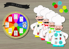 Chef Rijmspel – Laughter is timeless, Imagination has no age and dreams are Forever Alphabet Wall Cards, Ikea, Busy Boxes, Eric Carle, Camping Activities, Interactive Notebooks, Lesson Plans, Literacy, Arts And Crafts