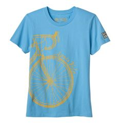 After cycling tee.  looks similar to the bike shirt on honeybadgershirts.com.