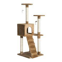 71141fe80585 Generic t Tree Scratching Scratcher ee Tower Tower Condo Cat Tree To Cat  Tree Condo Climbing House mbing House Post Kitten Climbing House *** Nice  of your ...
