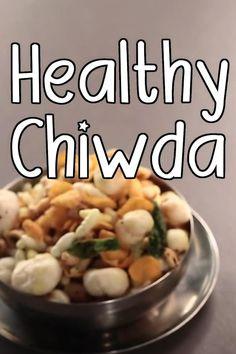 Healthy Indian Snacks, Vegetarian Snacks, Veg Recipes, Baby Food Recipes, Sabudana Recipes, Vegetable Pulao Recipe, Chutney, Diwali Food, Chaat Recipe