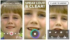#Curiosidades #cámara #gifs_animados La nueva app de cámara de Giphy convierte nuestras palabras en gifs animados con texto