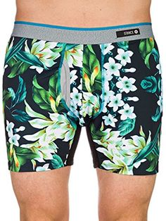 fe999c149b8f26 Stance Mens Flora Brief Boxers Underwear Large Black -- For more  information, visit image link.Note:It is affiliate link to Amazon. #funny