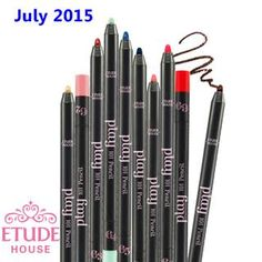 [ EtudeHouse ] Play 101 Pencil 0.5g Summer Special Edition(New2015), Korean Best Cosmetics, Free Shipping