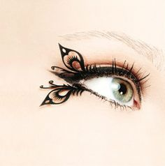 hunger games butterfly lashes