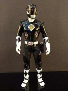 Power Rangers Toys, Movie Black, Mighty Morphin Power Rangers, Hero, Movies, Collection, Films, Cinema, Movie