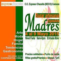 Bazar artesanal ExpresArte Madres