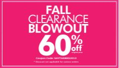 60% OFF STOREWIDE This doesn't happen very often. SALE ENDS SOON! HURRY! SHOP NOW TO SAVE 60% www.thejewelstreet.etsy.com