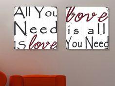 wall art word art home-decorating-diy
