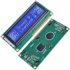 Tenflyer 2004 LCD Module Provides Libraries Blue for Arduino Xavier Rudd, Electronic Gifts For Men, Electronic Shop, Arduino Projects, Electronics Projects, Electronic Tattoo, Monitor For Photo Editing, Micro Computer, Arduino Board