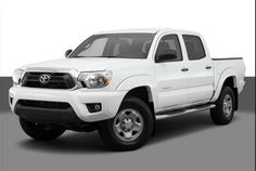 Toyota Tacoma - This was the truck I had in mind from the beginning of my purchasing journey!