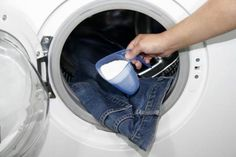This is a guide about finding a substitute for washing soda. Washing soda is an ingredient in many homemade laundry soap recipes. Washing Soda, Washing Machine, Wd 40 Spray, Liquid Laundry Detergent, Housekeeping Tips, Laundry Hacks, Green Cleaning, Natural Cleaning Products, Clean House