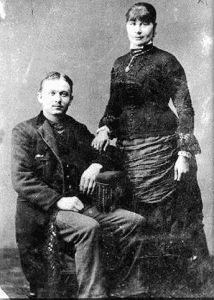 "Ellen ""Cattle Kate"" Watson 