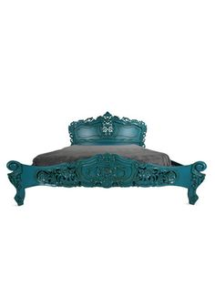 Rococo Bed by Fabulous and Baroque on Gilt Home