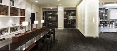 LEMAYMICHAUD | INTERIOR DESIGN | ARCHITECTURE | QUEBEC | Hotel Manoir Victoria Architecture, Quebec, Divider, Victoria, Interior Design, Room, Furniture, Home Decor, Office Spaces