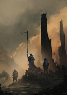The Great Blue Clan by Daniel Tyka