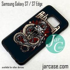 Asking Alexandria Phone Case for Samsung Galaxy S7 & S7 Edge