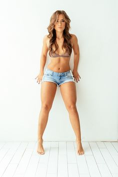 I LOVE LOVE LOVE HER!! #motivation #realisticgoals Nicole Mejia x Van Styles Photo Shoot