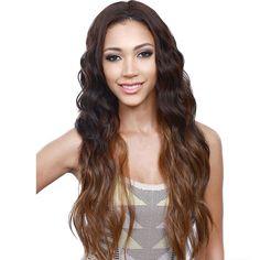 BobbiBoss Synthetic Hair Weave-A-Wig - FANTASIA