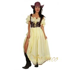 1800 S Saloon Girl Amp Cowboy Costumes In 2019 Saloon Girl