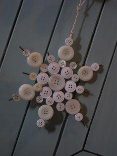 Ashley's Snowflake Ornament