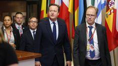 Vertrekkend Britse topdiplomaat waarschuwt voor brexit-onderhandelingen | NOS