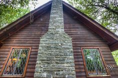 Lichgate Cottage Chimney