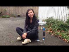 Waterfilter + elektriciteit op zonnekracht. Check it out!!!