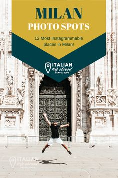 13 Milan Instagram spots | Top photo spots in Milan 2