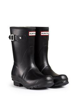 Original Short Rain Boots | Wellies | Hunter Boots US