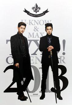 TVXQ 2013 Calendar Photo Collection