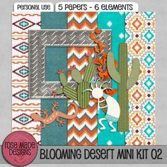RMD | Blooming Desert Mini Kit 02