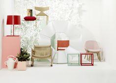 Sommerfarben: Twiggy XL von Foscarini | online kaufen im stilwerk shop | ab € 880,-  photo: Dirk Dunkelberg, styling: Wolfram Neugebauer