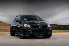 Mercedes ML63 AMG Inferno