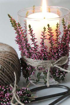 Podzimní dekorace: Vyzdobte si byt jednoduchým způsobem | Marie Claire
