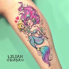 """6,262 Likes, 139 Comments -  Lilian Raya  (@lilianraya) on Instagram: """"Ayer hice mi primera sirena y me emocioné muchooo.  Yol y yo quedamos súper contentas con el…"""""""