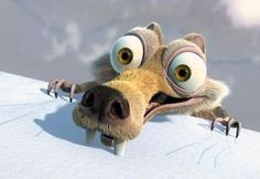 An Ice Age Desktop Wallpaper featuring Scrat the saber-toothed squirrel x 768 Pixels) Cartoon Wallpaper, Animal Wallpaper, Forest Wallpaper, Widescreen Wallpaper, Movie Wallpapers, Gaming Wallpapers, Wallpaper Desktop, Hd Desktop, Ice Age Squirrel