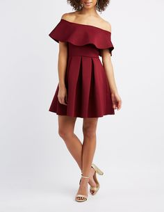 Pretty Dresses Ideas For Valentines Day