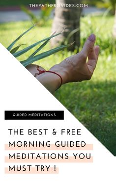 Meditating in the morning has many positive effects on both your body and your mind. Try these 10 powerful and free morning meditations and experience deep and lasting benefits on the rest of your day. Mindfulness Meditation, Meditation Scripts, Meditation For Anxiety, Breathing Meditation, Morning Meditation, Meditation For Beginners, Meditation Quotes, Meditation Practices, Guided Meditation