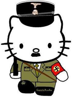 DeviantArt: More Like Hello joker kitty by Blooisonfire