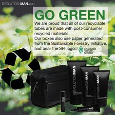 Go GREEN this St. PATRICK'S DAYAll of our products are eco-friendly. ♻♻♻ #evolutionman #eyegel #men #mensstyle #mensfashion #menstyle #menfashion #gq #style #fashion #gentleman #gentsfashion #gay #barber #beard #beards #beardgang #ecolifestyle #eco #ecolife #masc #guy #modernman #sustainable #forestry #sustainablefashion #stpatricksday #greenlife #ecopackaging @globalgreen