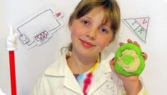 """Sylvia's Super-Awesome Mini-Maker Show """"everything cool and worth making"""": I got the idea for a science show from Sylvia, 11."""