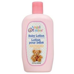 Angel of Mine Baby Lotion, 15-oz. Bottle