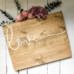 Welcome To Our Wedding, Wedding In The Woods, Wood Wedding Signs, Wood Signs, Rustic Chic, Rustic Style, Wedding Guest Book, Wedding Day, Country Barn Weddings