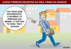 """Surge a Zika... """"Zica danada""""..."""