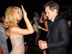claire danes + hugh dancy = hotness