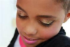 Resultado de imagen de maquillaje para niñas