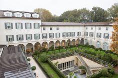 Four Seasons Hotel in Milan, Italy