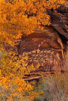 Nine Mile Canyon, Utah